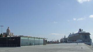 Porto de Lisboa - Santa Apolónia Place:Lisboa Photo:Administração Porto de Lisboa