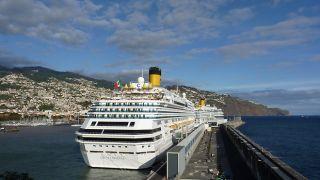 Porto da Madeira Place:Funchal Photo:Administração dos Portos da Região Autónoma da Madeira, S.A.