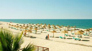 Praia de Vale de Lobo Lieu: Algarve Photo: Vale de Lobo