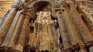 Convento de Cristo - Charola Local:Tomar Foto:Região de Turismo dos Templários