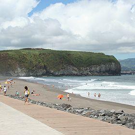 Praia do Areal de Santa BárbaraPlace: Ribeira Grande - São MiguelPhoto: ABAE