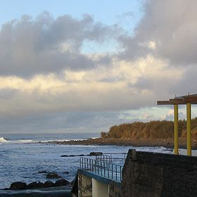 Zona Balnear dos AnjosLieu: Santa Maria - AçoresPhoto: ABAE