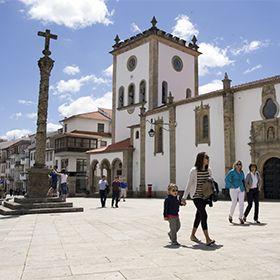 Igreja da Sé - BragançaМесто: BragançaФотография: Câmara Municipal de Bragança