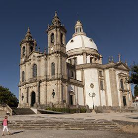 Santuário de Nossa Senhora do SameiroМесто: BragaФотография: Francisco Carvalho - Amatar