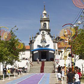 Igreja de Nossa Senhora da AgoniaPlace: Viana do CasteloPhoto: Francisco Carvalho - Amatar