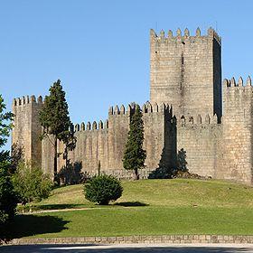 Castelo de GuimarãesLocal: GuimarãesFoto: Direcção Regional de Cultura do Norte