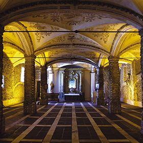 Capela dos Ossos, EvoraLieu: Igreja São Francisco_Capela dos Ossos_ÉvoraPhoto: Alentejo Promotion Office