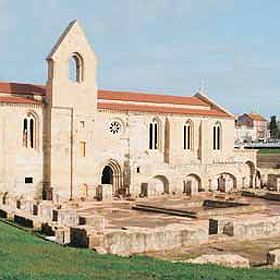Mosteiro de Santa Clara-a-VelhaLieu: CoimbraPhoto: Mosteiro de Santa Clara-a-velha