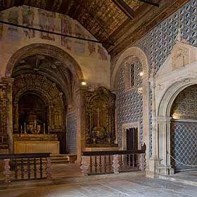 Convento de Santa IriaPlace: TomarPhoto: Região de Turismo dos Templários