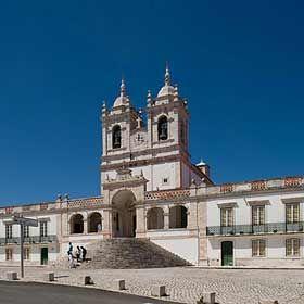 Igreja de Nossa Senhora da NazaréLocal: NazaréFoto: Luís Pavão