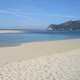 Praia da FigueirinhaPlace: SetúbalPhoto: Associação da Bandeira Azul Europa