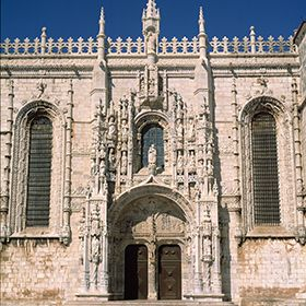 Mosteiro dos JerónimosLocal: LisboaFoto: António Sacchetti