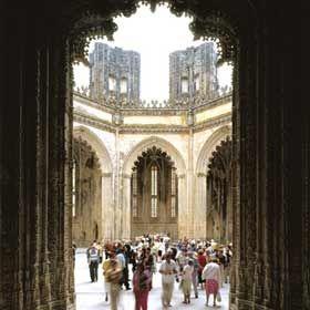 Mosteiro da BatalhaPlace: BatalhaPhoto: IGESPAR/ Luís Pavão