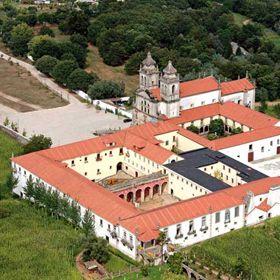 Mosteiro de São Martinho de TibãesМесто: Mire de TibãesФотография: Direção Regional de Cultura do Norte