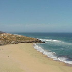 Praia do LizandroLocal: Ericeira - MafraFoto: CM Mafra