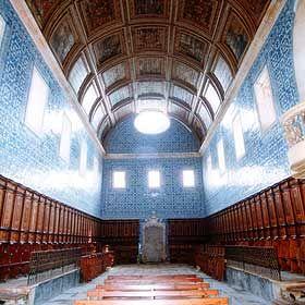 Mosteiro de Santa Maria de CósLocal: Cós - AlcobaçaFoto: Turismo de Leiria-Fátima