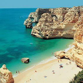 Praia da Marinha場所: Caramujeira写真: Turismo do Algarve