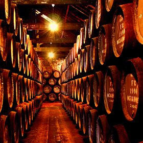 Wine cellarOrt: PortoFoto: Porto convention & Visitors Bureau
