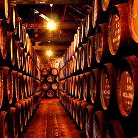 Wine cellarМесто: PortoФотография: Porto convention & Visitors Bureau