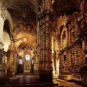 Igreja de São FranciscoPlace: PortoPhoto: João Paulo