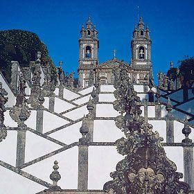 Bom JesusPlace: BragaPhoto: Turismo de Portugal