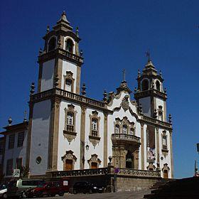 Igreja da Misericórdia地方: Viseu照片: Turismo Centro de Portugal
