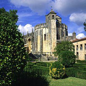 Convento de CristoLocal: TomarFoto: José Manuel