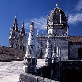 Mosteiro dos JerónimosPlace: BelémPhoto: Nuno Calvet