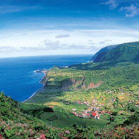 Ilha das FloresPlaats: Ilha das Flores nos AçoresFoto: Paulo Magalhães