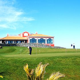 Clube de Golf Santo da Serra