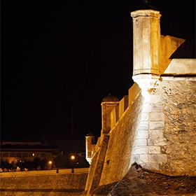 Fortificações castelo de ElvasOrt: ElvasFoto: CM de Elvas_Patrimonio Mundial