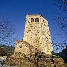 Torre templária de  Dornes地方: Ferreira do Zezerre照片: Região Turismo dos Templários