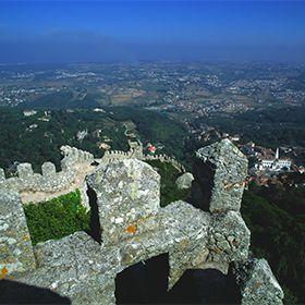 Castelo dos Mouros - Sintra場所: Sintra