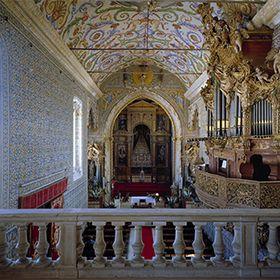 Capela de São Miguel - Coimbra