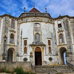 Santuário do Senhor da PedraPlaats: ÓbidosFoto: Nuno Félix Alves