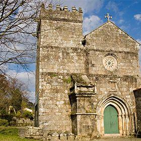 Igreja de São Pedro de CêteFoto: Rota do Romanico