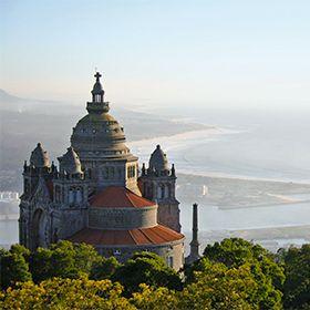 Santuário do Sagrado Coração de Jesus de Santa Luzia照片: Porto Convention & Visitors Bureau