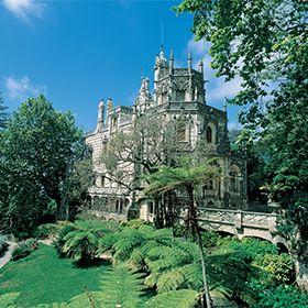 Palacio Quinta da RegaleiraLocal: SintraFoto: John Copland