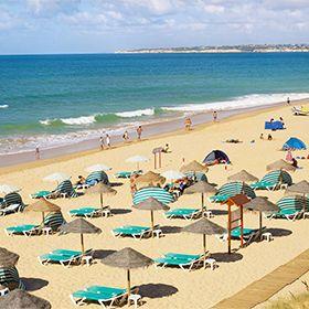 Praia da GaléPhoto: Helio Ramos - Turismo do Algarve
