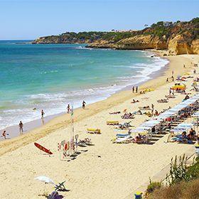 Praia Maria LuísaPlace: AlbufeiraPhoto: Helio Ramos - Turismo do Algarve