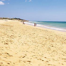 Praia dos SalgadosPhoto: Helio Ramos - Turismo do Algarve