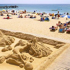 Praia dos Pescadores - AlbufeiraPhoto: Helio Ramos - Turismo do Algarve
