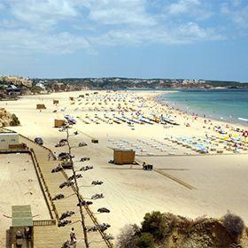 Praia da RochaPlace: PortimãoPhoto: Associação da Bandeira Azul Europa
