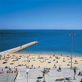 Praia das MoitasPlaats: CascaisFoto: JTC Estoril