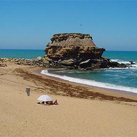 Praia de Poro NovoOrt: Torres VedrasFoto: Associação da Bandeira Azul Europa