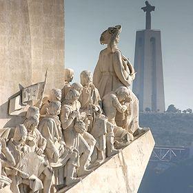 Padrão dos Descobrimentos場所: Lisboa写真: ATL
