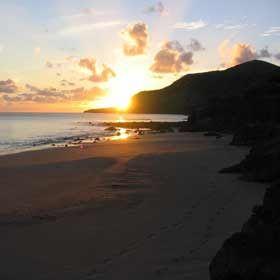 Praia FormosaLieu: Ilha de Santa Maria - AçoresPhoto: ABAE - Associação Bandeira Azul da Europa