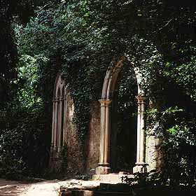Jardins da Quinta das Lágrimas - Fonte dos AmoresМесто: Coimbra