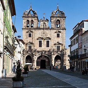 Sé de BragaМесто: BragaФотография: Direção Regional Cultura Norte