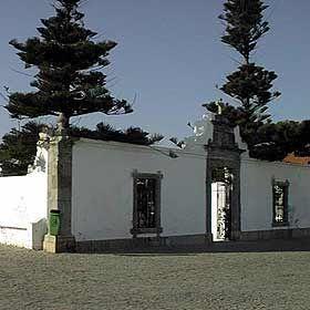 Capela de Nossa Senhora dos Remédios - PenicheOrt: PenicheFoto: Turismo do Oeste